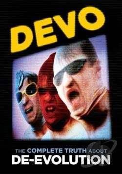 Devo – The Complete Truth About De-Evolution (DVD)