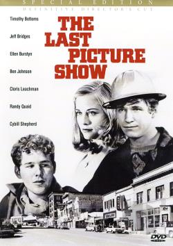 Last Picture Show DVD Cover Art