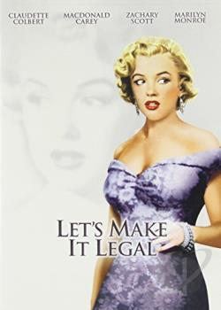 Let's Make It Legal DVD Cover Art