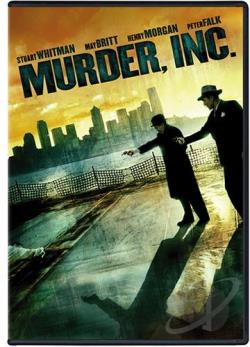 Murder, Inc. DVD Cover Art