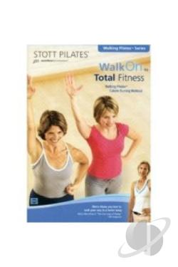 Stott Pilates: Walk On to Total Fitness DVD Cover Art