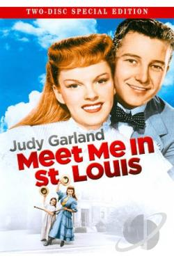 Meet Me in St. Louis DVD Cover Art