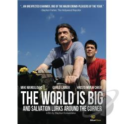 World Is Big and Salvation Lurks Around the Corner DVD Cover Art