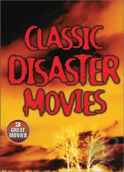 Classic Disaster Movies: Virus / Hurricane / Deadly Harvest DVD Cover Art