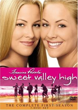 Sweet Valley High - The Complete First Season DVD Cover Art