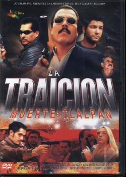 Traicion A Zapata DVD Cover Art