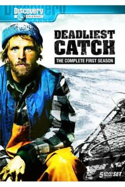 Deadliest Catch - Season One DVD Cover Art
