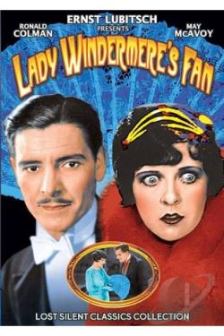 Lady Windermere's Fan DVD Cover Art