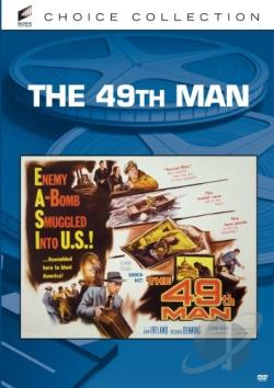 49th Man DVD Cover Art
