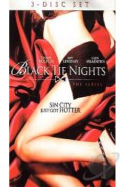 Black Tie Nights - The Series DVD Cover Art