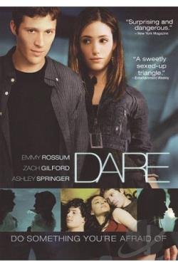 Dare DVD Cover Art