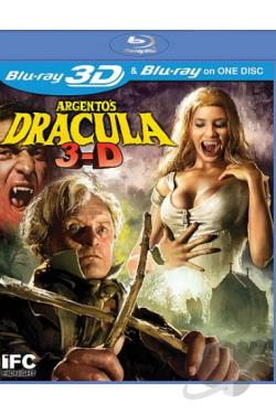 Dracula 3D BRAY Cover Art