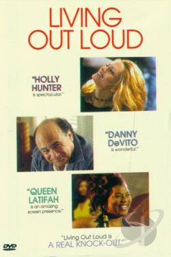 Living Out Loud DVD Cover Art
