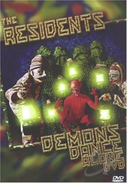 Residents - Demons Dance Alone DVD Cover Art