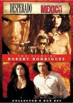 Once Upon a Time In Mexico/ Desperado DVD Cover Art