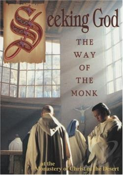 Seeking God: The Way of The Monk DVD Cover Art
