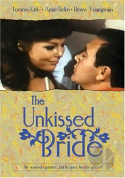 Unkissed Bride DVD Cover Art