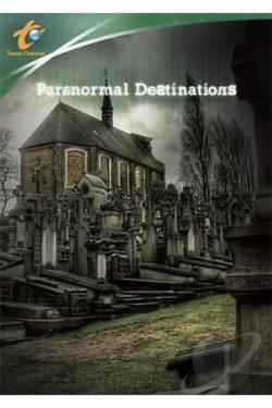 Travel Channel - Paranormal Destinations DVD Cover Art