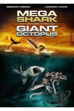 Mega shark vs giant octopus dvd