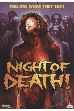 Night of Death! DVD Cover Art