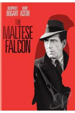 Maltese Falcon DVD Cover Art