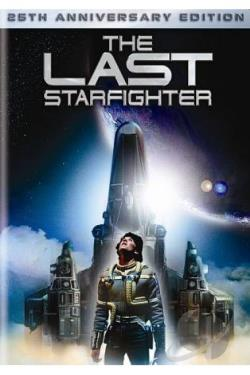 Last Starfighter DVD Cover Art