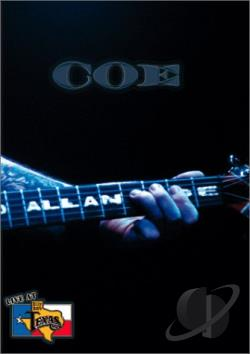 David Allan Coe - Live at Billy Bob's Texas DVD Cover Art