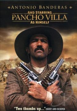 And Starring Pancho Villa as Himself DVD Cover Art
