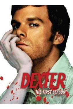 Dexter - The Complete First Season DVD Cover Art
