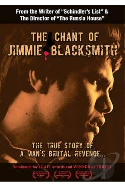 Chant Of Jimmie Blacksmith DVD Cover Art