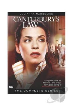Canterbury's Law - Complete Series DVD Cover Art