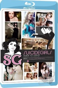 Suicide Girls: Guide to Living BRAY Cover Art