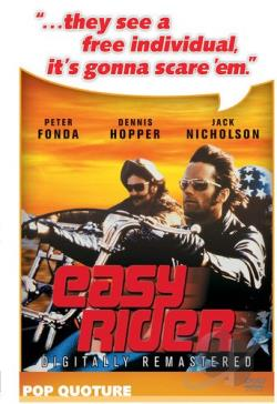 Easy Rider DVD Cover Art
