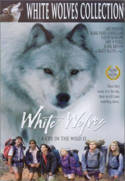 White Wolves: A Cry in the Wild II DVD Cover Art