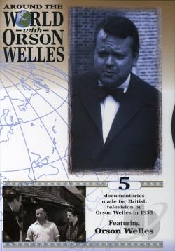 Around The World With Orson Welles DVD Cover Art