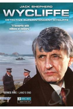 Wycliffe - Series 5 DVD Cover Art