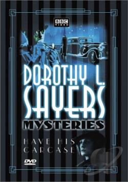 Dorothy L. Sayers Mysteries - Have His Carcass DVD Cover Art