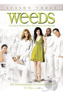 Weeds - The Complete Third Season DVD Cover Art