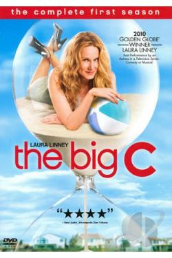 Big C - The Complete First Season DVD Cover Art