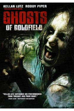 Ghosts of Goldfield DVD Cover Art