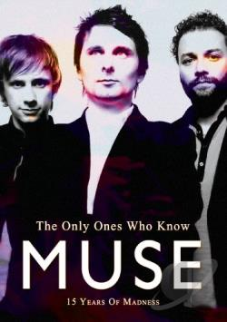 Muse: The Only Ones Who Know DVD Cover Art