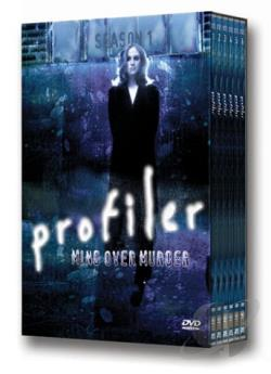 Profiler - Season 1 DVD Cover Art