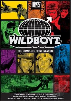 Wildboyz - The Complete First Season DVD Cover Art
