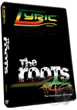 Lyric - The Roots: True Reggae Anthology DVD Cover Art