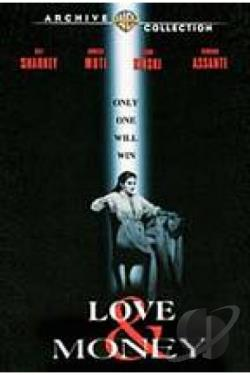 Love and Money DVD Cover Art