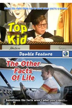 Top Kid/The Other Facts of Life DVD Cover Art
