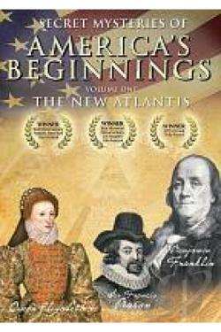 Secret Mysteries of America's Beginnings, Vol. 1 DVD Cover Art