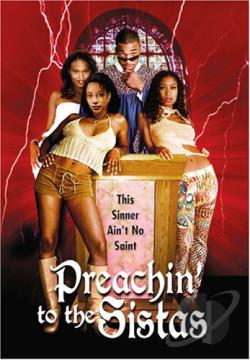 Preachin' To The Sistas DVD Cover Art