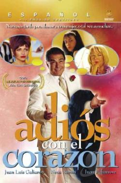 Adios Con El Corazon DVD Cover Art