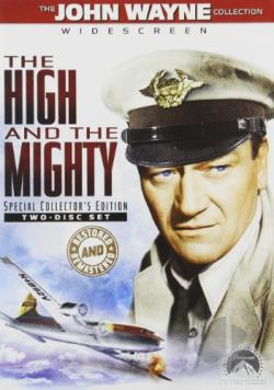 High and the Mighty DVD Cover Art